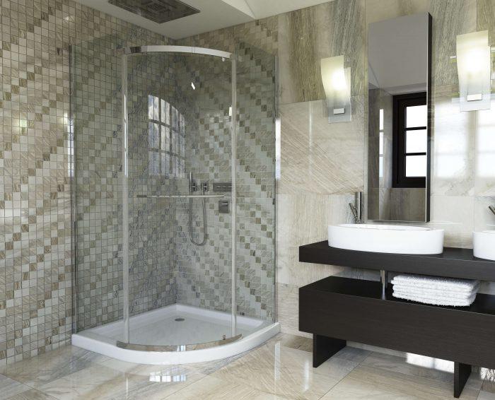 Corner Shower Series Mirolin