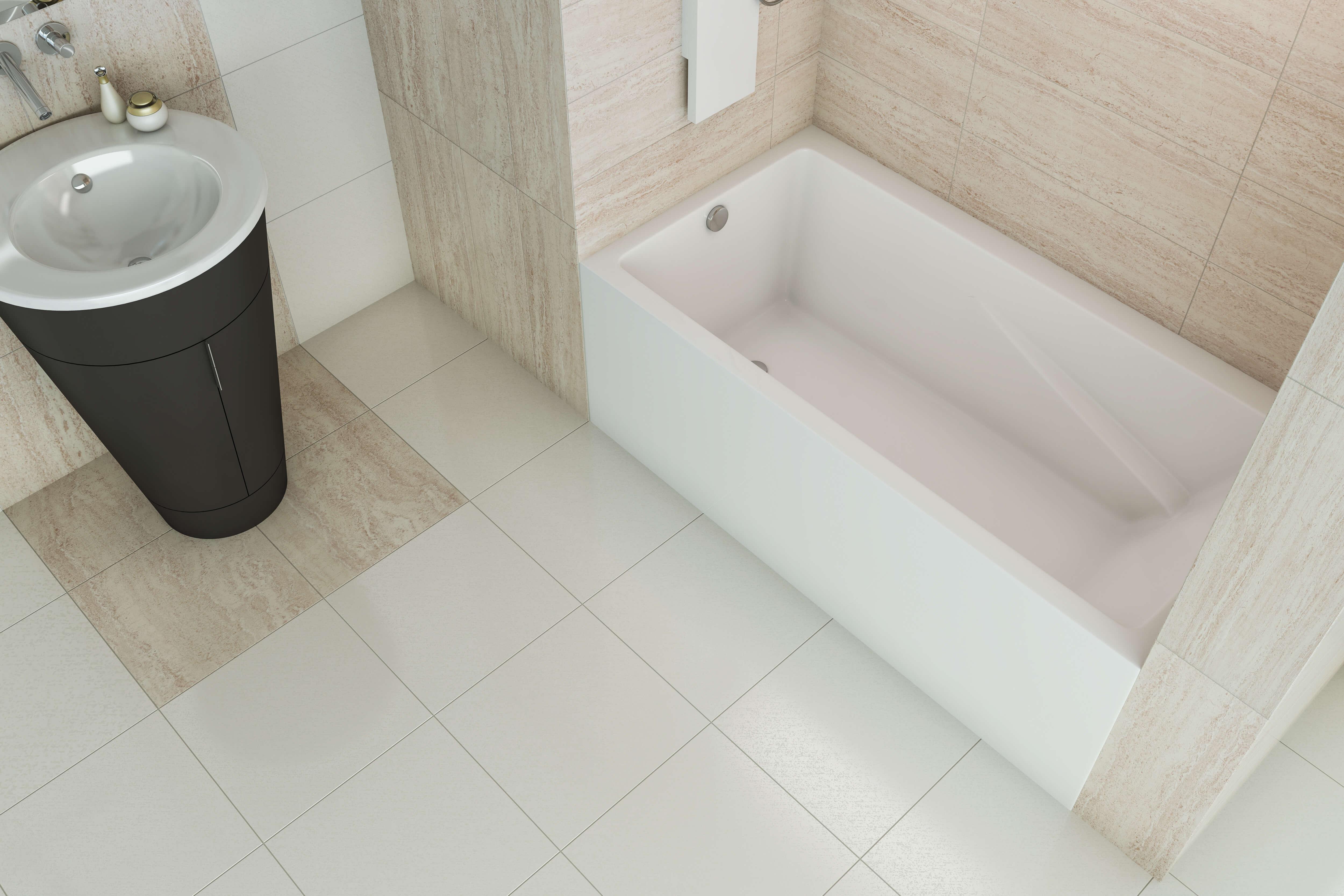 standard bathtubs solar inch new bathtub x integral bathroom above floor by american apron in rough